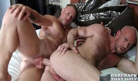BarebackThatHole – Matt Stevens and Saxon West