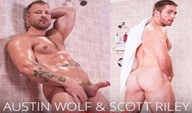 FalconStudios: Austin Wolf dominates Scott Riley