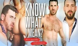MenAtPlay - Billy Santoro & Enzo Rimenez - Know What I Mean