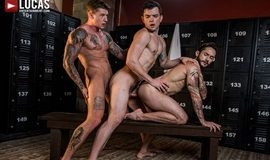LucasEntertainment - Daddy's Play Thing, Scene 3 - Dakota Payne, Geordie Jackson and Rod Fogo