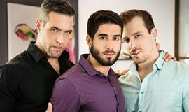 Diego Sans, Alex Mecum & Blake Hunter - Couples Counseling, Part 2