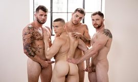 Tag Teaming Dante – Dante Martin, Markie More, Johnny Hill & Carter Woods