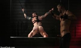 BoundGods – Arad, The Manhandler – Teddy Bryce & Arad Winwin