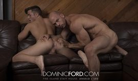 DominicFord – Fire Island Staff House: Just Angelo & Leo Sweetwood