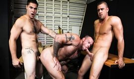 First Day On The Job – Darin Silvers, Sean Duran & Aspen