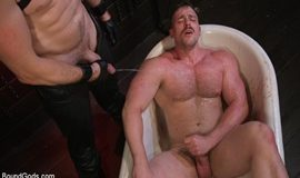 BoundGods – Beefcakes Pierce Paris and Blake Hunter Battle for Dominance!