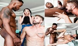 NoirMale – Don't Tell My Wife – Pheonix Fellington fucks Wesley Woods