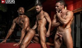 Sunset Sex – Manuel Skye, Jeffrey Lloyd & Sean Xavier