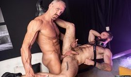 HairyandRaw – Business Is Good – Dallas Steele and Brendan Patrick
