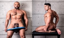 NoirMale – The Job Interview – Seth Santoro & Ray Diesel
