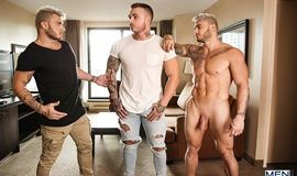 Attack Of My Clone Part 3 – Theo Ross & William Seed