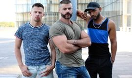 EricVideos – A full day – Part 2 - Jose, Philippe & Tahar