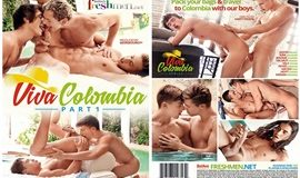 Filme Gay Completo - Viva Colombia part 1