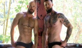 Ericvideos – Peter Coxx & Troy Daniels – Peter gets filled up twice