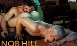Nob Hill, Scene 1: Love Is in the Air – Woody Fox fucks Alam Wernik
