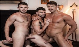 Ready For Dick – Ben Batemen & Tyler Roberts tag team Ian Greene bareback