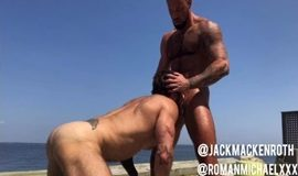 Only Fans – Michael Roman & Jack Mackenroth and Fire Island flip
