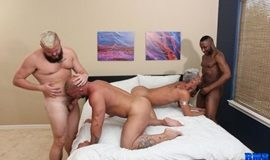 BreedMeRaw – JD Daniels, Sillver Steele, Lion Reed & Daxton Ryker – Part 2