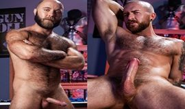 Otter Erotic – Nigel March bangs Teddy Bear