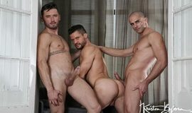 Three Of A Kind: Kris de Fabio, Marcos Oliveira & Diego Summers