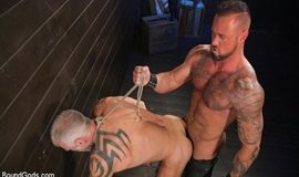 BoundGods – Serve Your Master: Michael Roman Shows Dallas Steele Who's In Charge