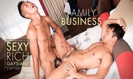 Sexy Rich Gaysians Ep1 – Family Business