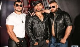 Revved Up, Part 3 – Vadim Black, Aspen & Daxx Carter