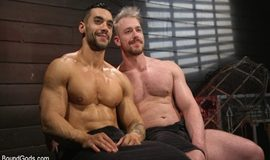 BoundGods – Heavy Handed: Arad Winwin Flogs, Fucks and Fists Blake Hunter