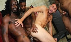 BlacksOnBoys – Max Adonis, Fame, Knockout & Ray Diesel
