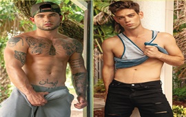 Beach Rats of Lauderdale – Vadim Black barebacks Michael DelRay