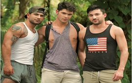Beach Rats of Lauderdale – Devin Franco sucks off Vadim Black & Scott DeMarco
