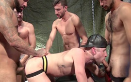 RawFuckClub – Drew Dixon Gang Bang Part 1