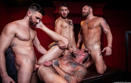 The Night Riders – Woody Fox, Sean Duran, Riley Mitchel & Dante Colle