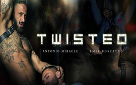 Antonio Miracle & Emir Boscatto – Twisted