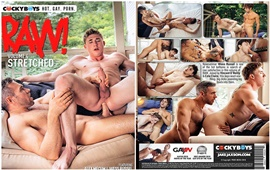 Filme Gay Completo - Raw! Volume 4: Stretched