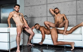 Model Behavior – Dante Colle, Remy Cruze & Tyson Rush