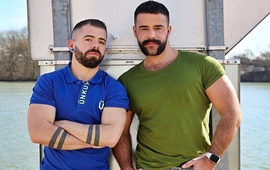 EricVideos – I got plowed by Teddy - Guillem & Teddy Torres