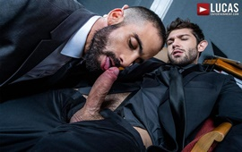 Gentlemen 25 – Edji's The Boss – Ben Batemen Fucks Edji Da Silva Up The Ass