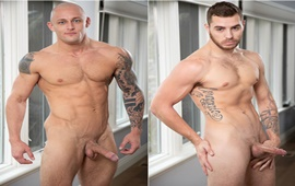 While Your Dad's Out – Trevor Laster fucks Carter Woods