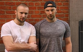 Ericvideos – Lenny & Stan – I am waiting for Lenny's 9incher
