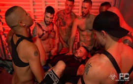 RawFuckClub – Sean Harding Gang Bang Part 2