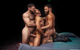 At Large – Ricky Larkin, Logan Moore & Dillon Diaz