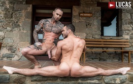 Stepdad Manuel Skye Bottoms For Dylan James