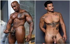 Max Konnor fodendo Ricky Roman - JustFor.Fans