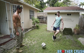 BrotherCrush – Playing Catch – Michael Boston & Ryan Pitt