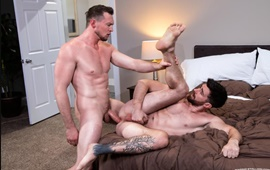 Hot, Raw and Ready! – Woody Fox & Pierce Paris