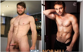 Colby Keller comendo o Max Adonis sem camisinha - Only Fans