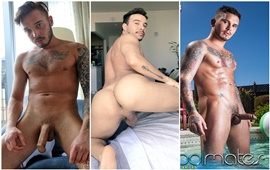 Alessio Vega, Chris Knight, Seth Knight - Only Fans