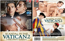 Scandal In The Vatican 2 – The Swiss Guard - Filme Gay Completo