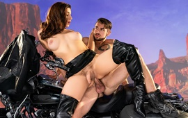 Alexa Scout & Dante Colle - A Girl Who Rides – Mulher Trans